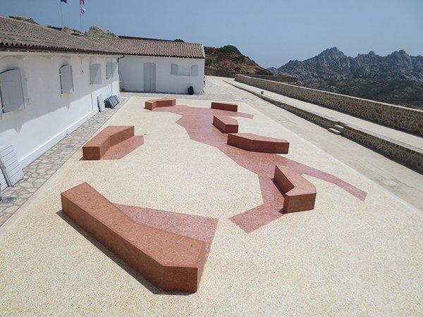 Museo Forte Arbitucci a Caprera