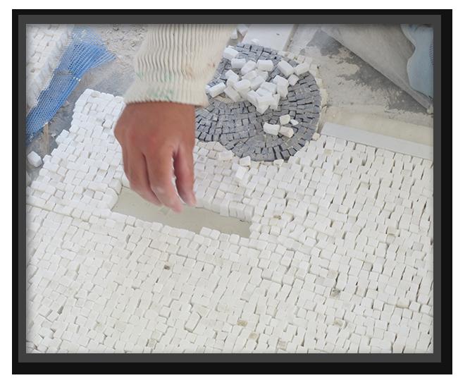 Pavimenti in mosaico 1