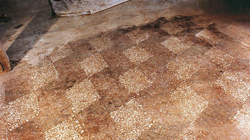 Venetian Floor Restoration