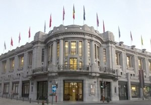 Bozar Theatre - Bruxelles