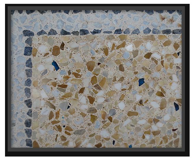 Graniglia Di Marmo Nero.Pavimenti In Graniglia Di Marmo Pregiato Asin Erminio Srl