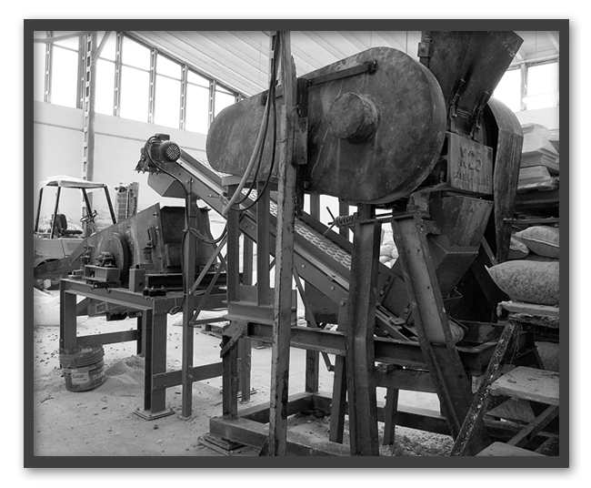 produzione di graniglie 2