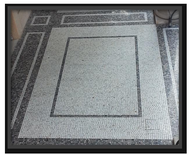 Pavimenti in mosaico 6