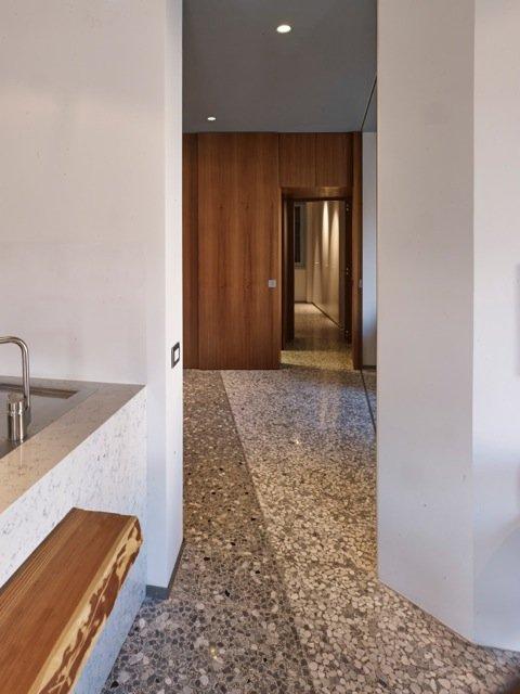 Pavimento in appartamento a Venezia 4