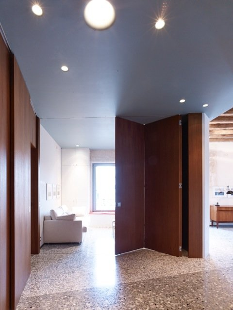 Pavimento in appartamento a Venezia 5
